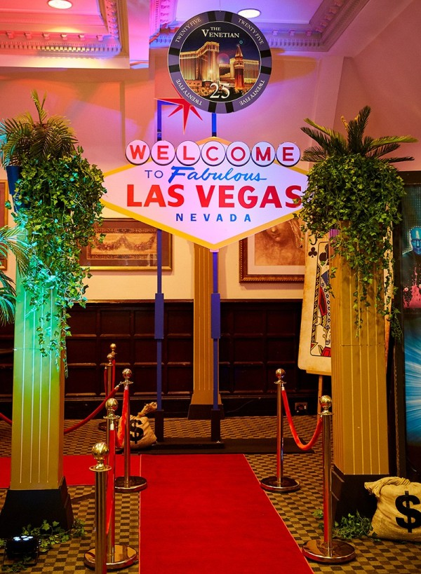 Las Vegas Theme Nights