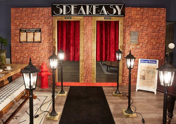 1920's Chicago Speakeasy Deluxe Theme Night