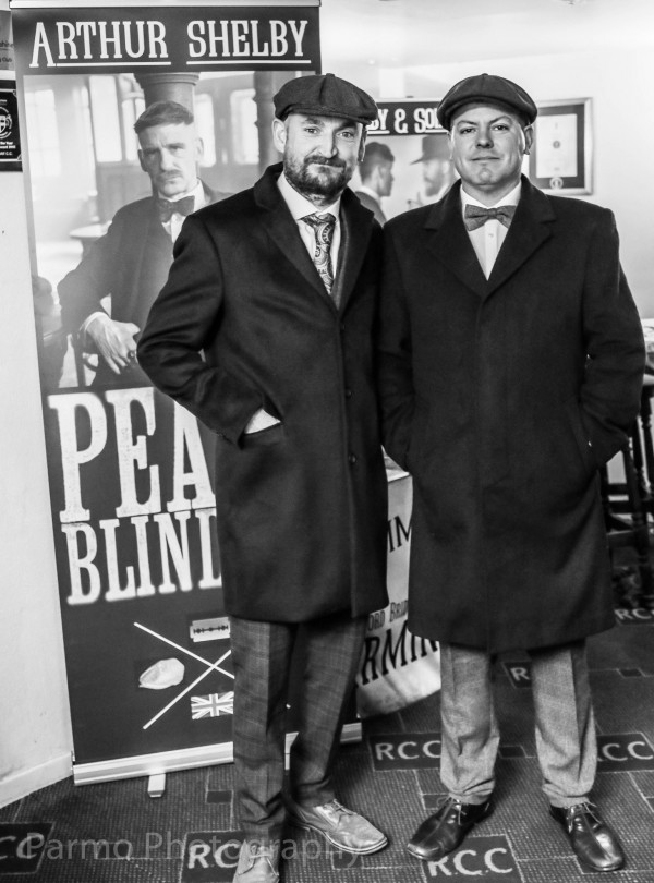 Peaky Blinders Casino Theme Night